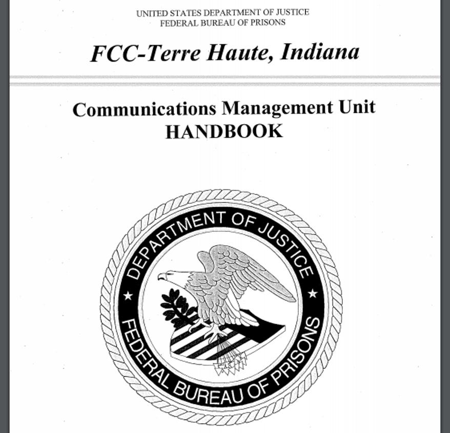 BOP handbook coverpage