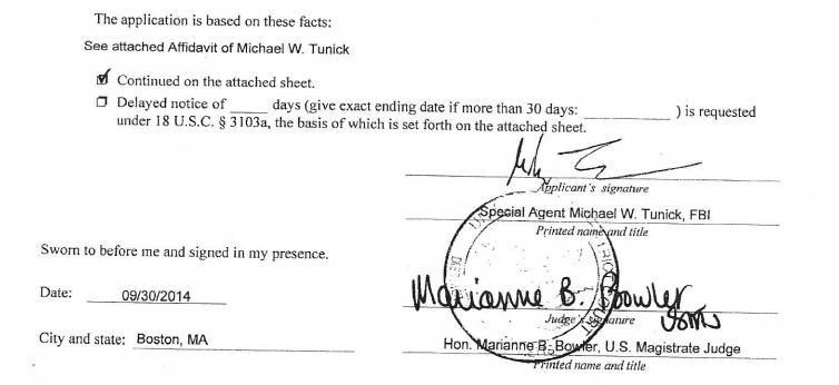 Bowler signature sept 30