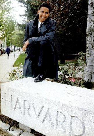 Obama Harvard