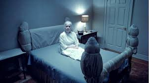 An image from the iconic film The Exorcist