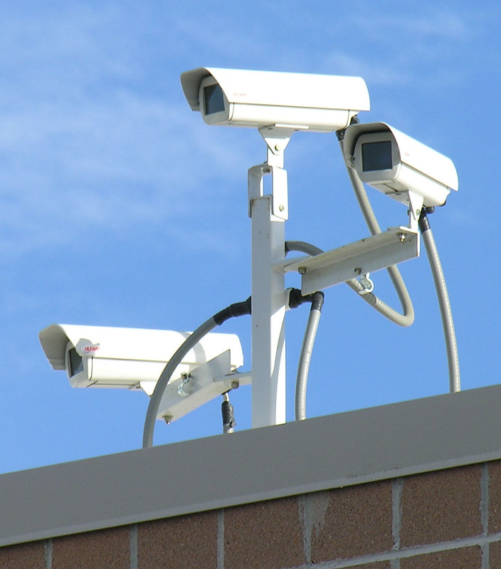 high tech security cameras
