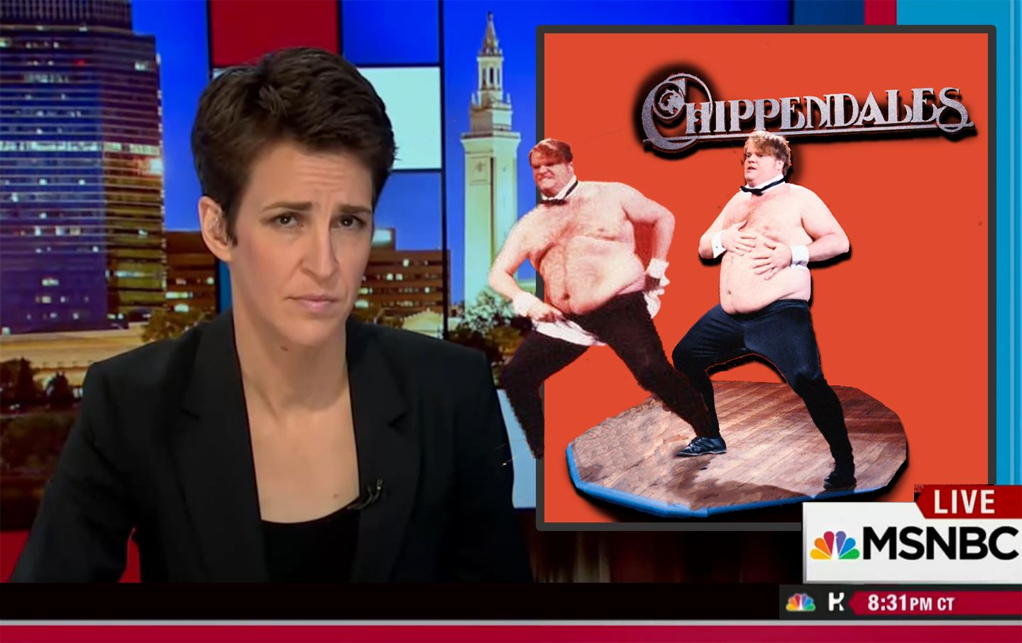 maddow chip and dales