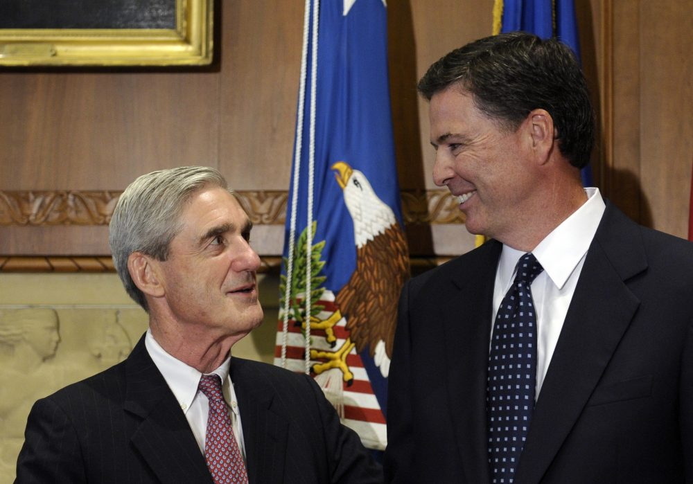 muller and comey
