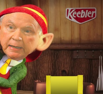 sessions as keebler elf